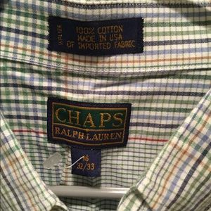 Chaps Shirts - Chaps XL